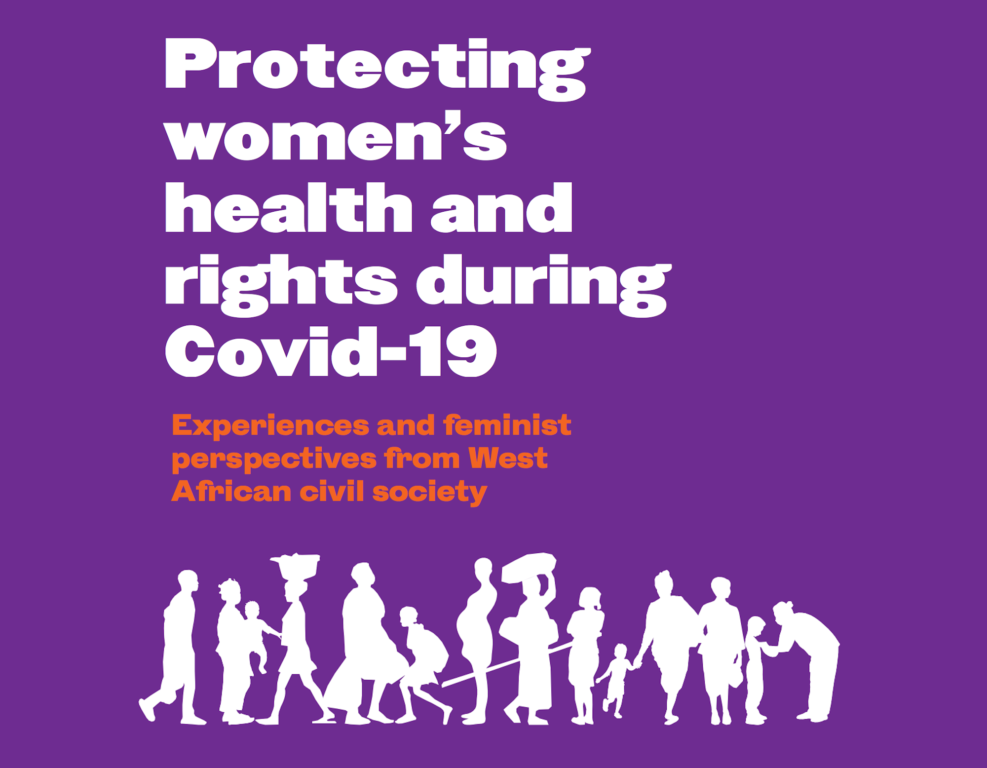 Protecting women's and girls health and rights during Covid-19