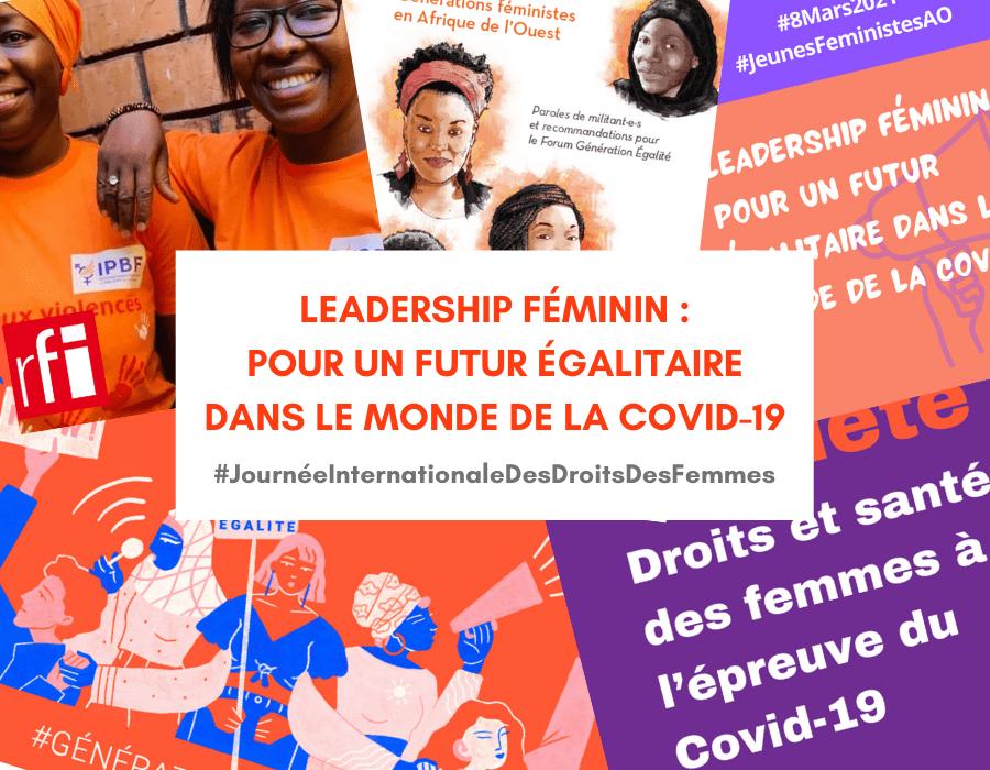 8 mars - pour un leadership feministe