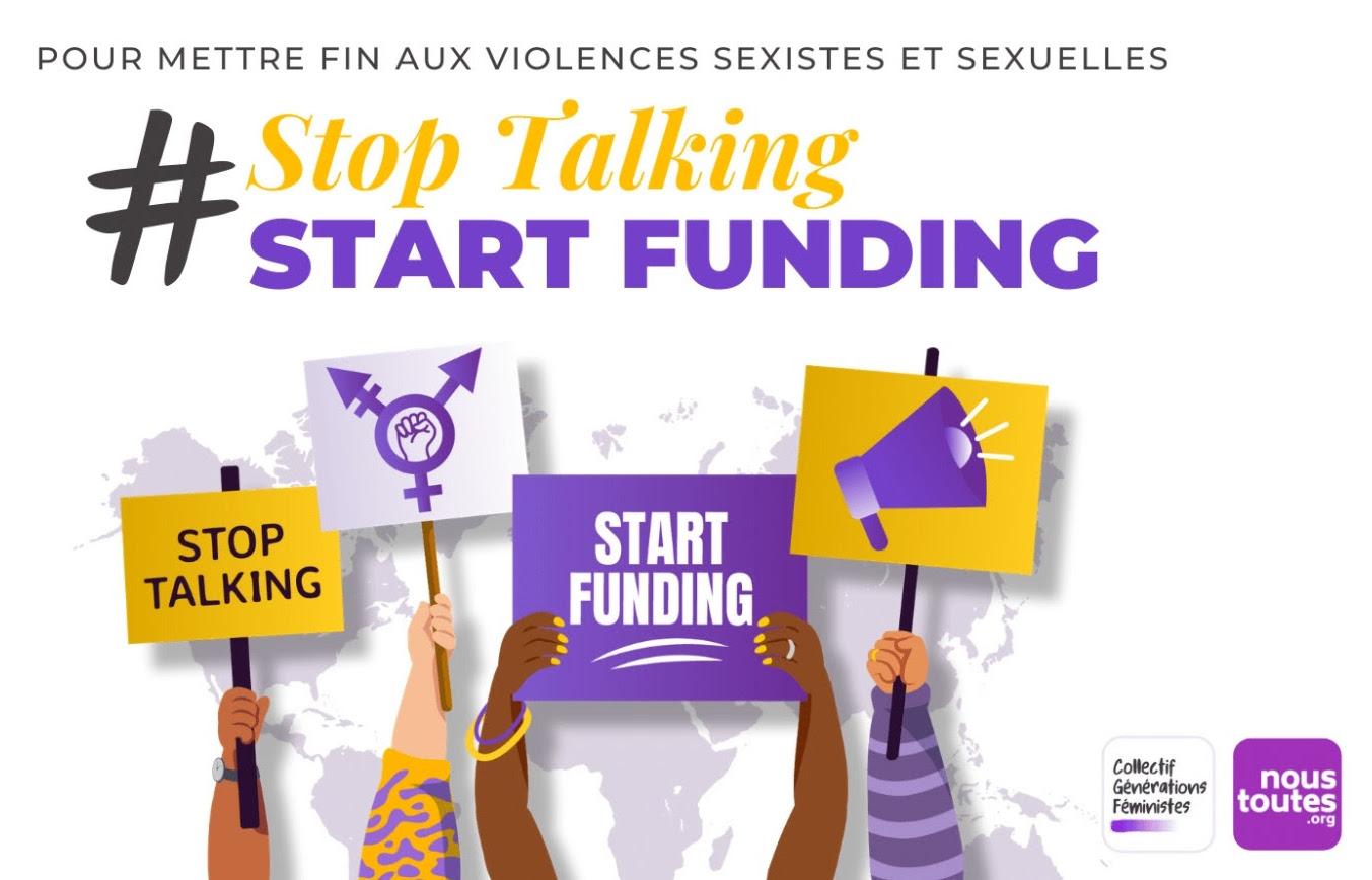 StopTalkingStartFunding